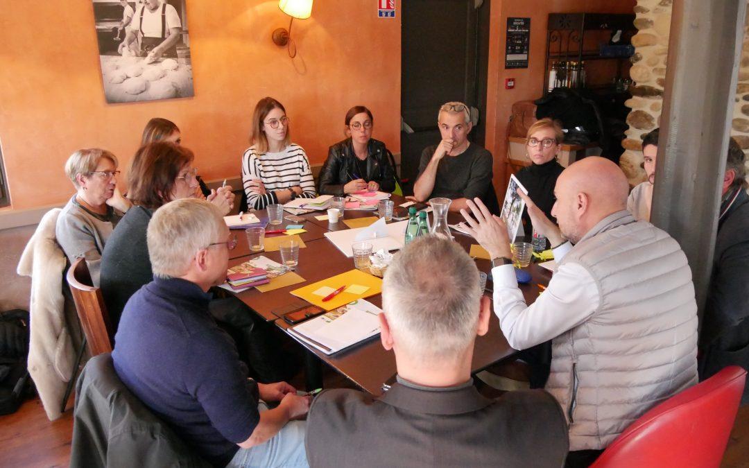 Retour sur l'atelier « usages et amenagements de l'espace public » : plus de 250 idées émises !